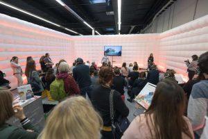 Auch auf der BOE 2020 war das Workshop-Programm in der Performance-Halle 8 wieder gut besucht.