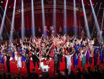 Das 44. Internationale Circusfestival von Monte Carlo:  Hohes Niveau, große Truppen und eine Hommage an das Pferd und an die Familie Knie