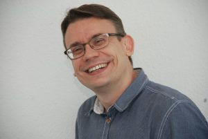 Carsten Neumann ist der Geschäftsführer von Leomedia