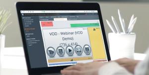 Die Webcast Plattform zum Live Streaming ist nur eines von vielen Angebote, welches die IMS für Ihre Kunden bereithält.