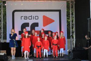Profis in Sachen Livemusik für Kinder - Nadine und ihre Zwerge
