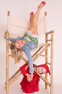 Nadines Lieder bringen Spaß und gute Laune - ob bei Livemusik für Kinder oder aus dem Lautsprecher daheim