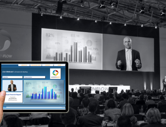 Live Streaming ergänzt Präsenzveranstaltungen – Zugriff auf Informationen von überall