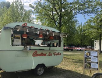 Streetfood to drive – Streetfood als Drive-In Arena