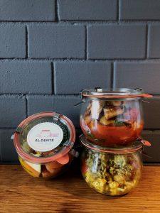Köstlichkeiten im Glas - Portionsweise angerichtet statt Buffet