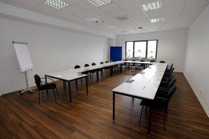 Die Zeit der leeren Räume neigt sich dem Ende entgegen: Die ersten Seminare konnten bereits wieder starten.