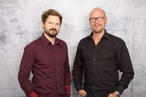 Jörg und Thomas Füllengraben haben die Krise als Chance genutzt und ein mobiles TV-Studio geschaffen, mit dem Die Produktpräsentation direkt beim Kunden umgesetzt wird.