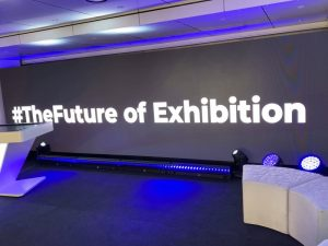#TheFuture of Exhibition ist das Motto der neusten Kreation der deutschenwerbewelt:...