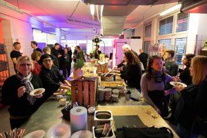 Die besten Partys finden in der Küche statt! - Warum nicht hier auch Weihnachten feiern?