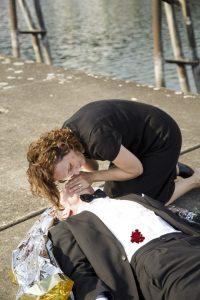 In Unfall-Situationen kommt es oft vor allem auf schnelle Hilfe an.