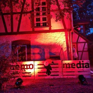 Night of Light AlarmstufeRot memo-media