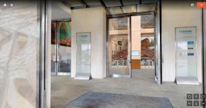 Durch die Virtuelle Site Inspection von easyRAUM kann man sich im Forum AXICA jetzt auch virtuell begegnen.