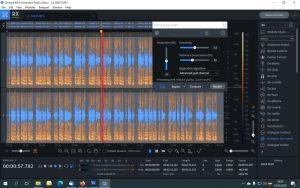 Mithilfe von Künstlicher Intelligenz rettet das Audioprogramm von iZotope Tonaufnahmen.