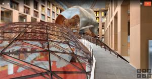 Mit der virtuellen Site Inspection lädt man Kunden zu einem virtuellen Spaziergang durch die eigene Location ein.