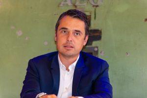 Christian Eichenberger ist Mitbegründer des Party Rent-Standortes Frankfurt am Main.