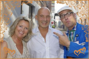 Auch beim Firmen-Sommerfest ein Spaß: Comedy mit Willy Wichtig.