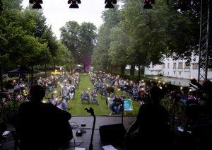 Der Kultursommer im Schlosspark Neuhaus