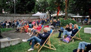Auch in Paderborn fand der Kultursommer Open-Air statt.