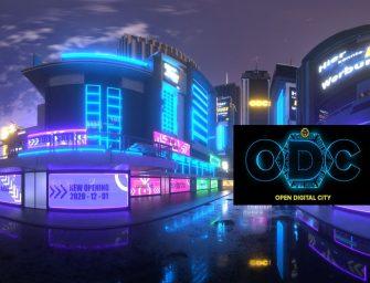 """Virtuelle Event-Stadt von Sumago: Messe, Kongress, Wissensaustausch und Networking in """"ODC"""""""