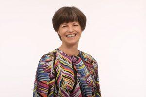 Präsidentin des EVVC: Ilona Jarabek