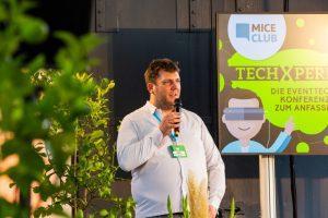 Dominik Deubner ist Initiator der TechXperience