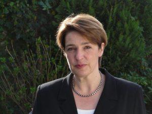 Dorothee Starke ist Präsidentin des INTHEGA