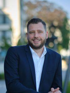 Vorsitzender des BVVS: Dennis Eichenbrenner
