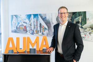 Geschäftsführer des AUMA: Jörn Holtmeier