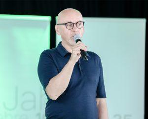 Robert Sterzik auf der IKF.digital