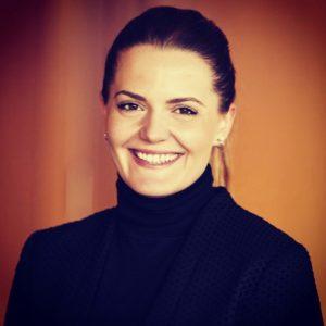 Geschäftsführerin des VPLT: Linda Residovic