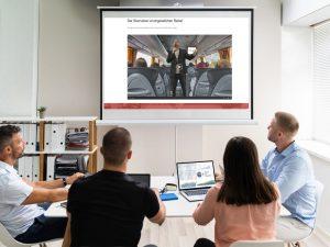 Digitales Teambuilding kann Kollegen zusammenschweißen.