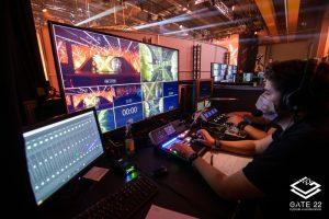 Nicht nur die Technik ist bei einem Streaming-Event ausschlaggebend.