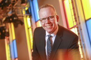 Sven Pries ist Schulleiter der EurAka Baden-Baden