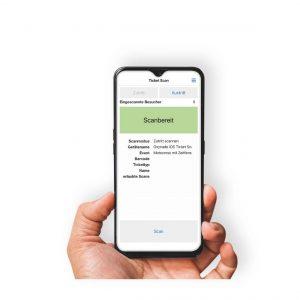 Mit der App von Snapticket ganz easy selber Tickets verkaufen