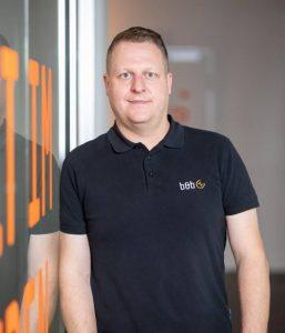 David Beck ist Geschäftsführer von b&b eventtechnik und stellt jetzt die Streaming-Plattform ARENA11 vor.
