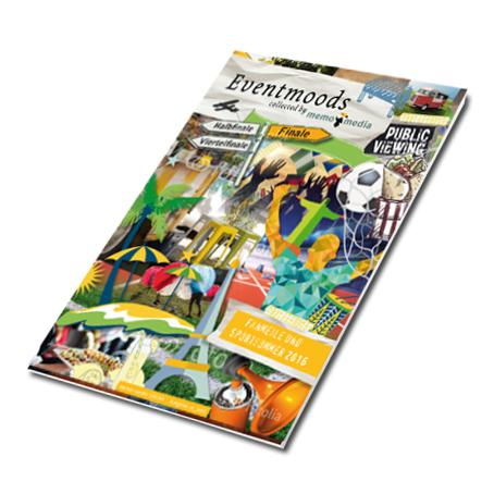 Eventmoods collected by memo-media - Sportevents - Ausgabe 1-2016
