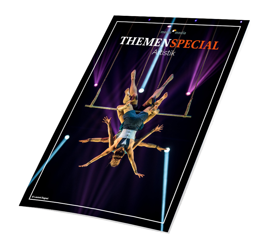 Themenspecial collected by memo-media: Artistik