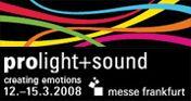 Prolight & Sound 2008