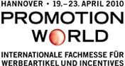 Promotion World, die internationale Fachmesse für Werbeartikel und Incentives