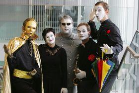 Pantomime Körpersprache Workshop