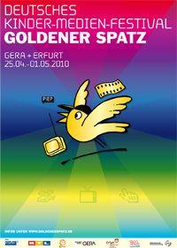 18. Kinder-Medien-Festival Goldener Spatz