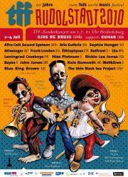 TFF Rudolstadt - das größte Folk-Roots-Weltmusik-Festival Deutschlands
