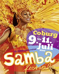 Internationales Samba-Festival Coburg 2010