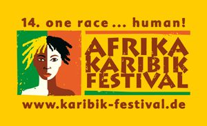 "14. ""one race…human!"" Afrika-Karibik-Festival"