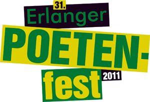 31. Erlanger Poetenfest