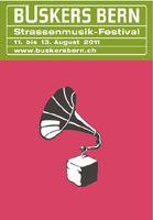Buskers Straßenmusikfestival 2011