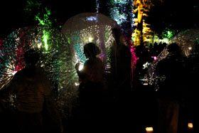 Theater Anu mit 'Lichtspuren'
