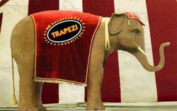 Fira del Circ TRAPEZI in REUS (Spanien) 2012