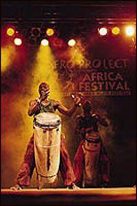 24. Africa Festival - international afro music festival
