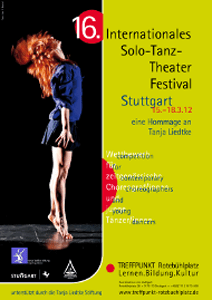16. Internationales Solo-Tanz-Theater Festival Stuttgart 2012